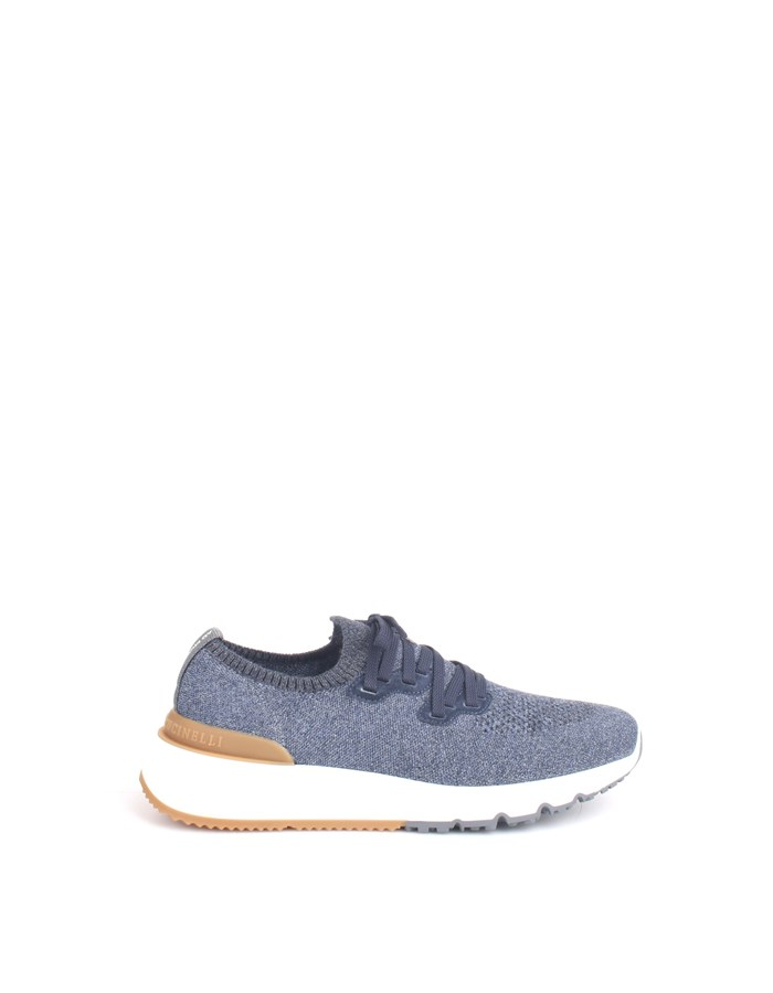 Brunello Cucinelli Sneakers Blue