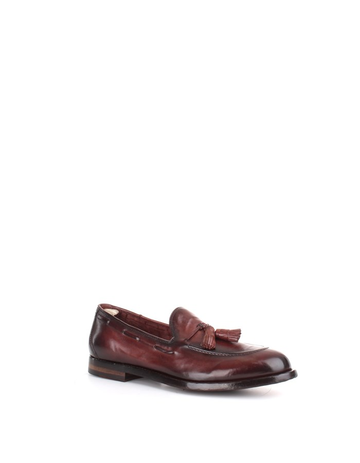 Officine Creative Loafers Red