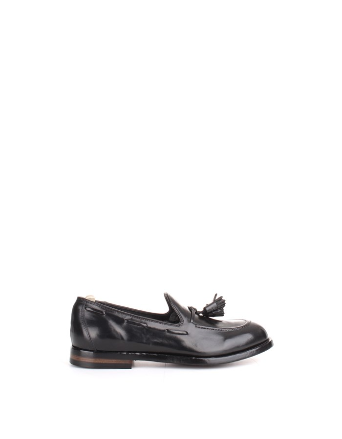 Officine Creative Loafers Black