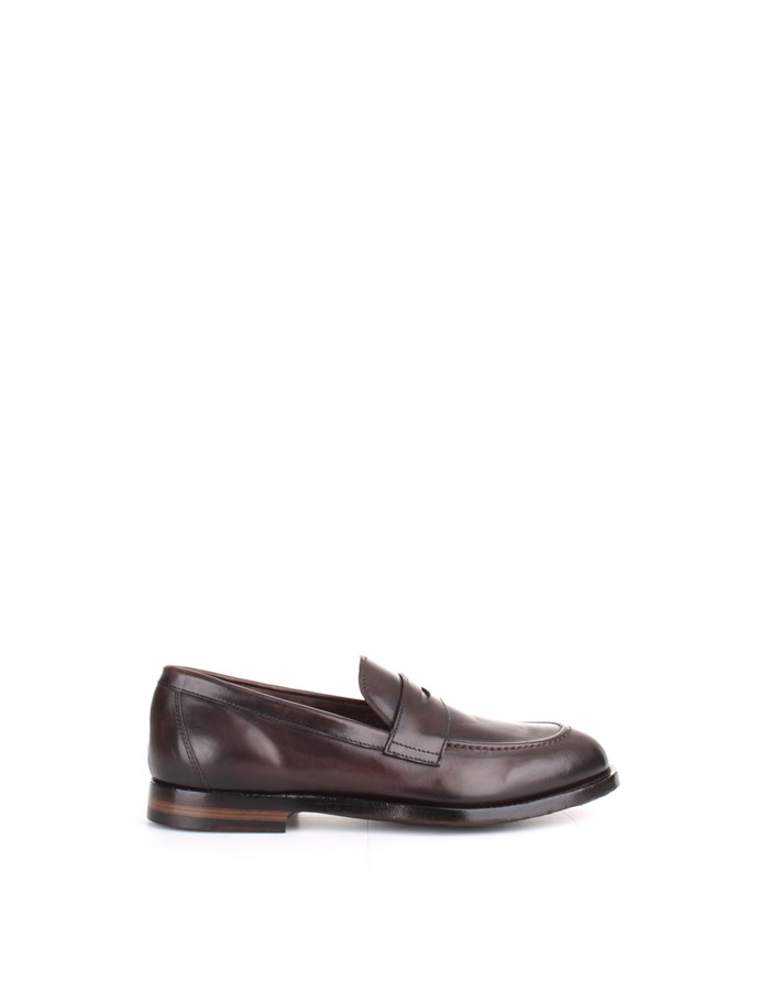 Officine Creative Loafers Brown