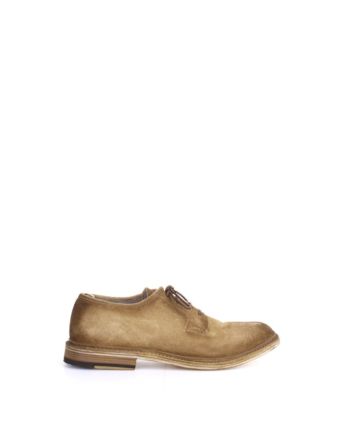 Officine Creative Ankle Brown