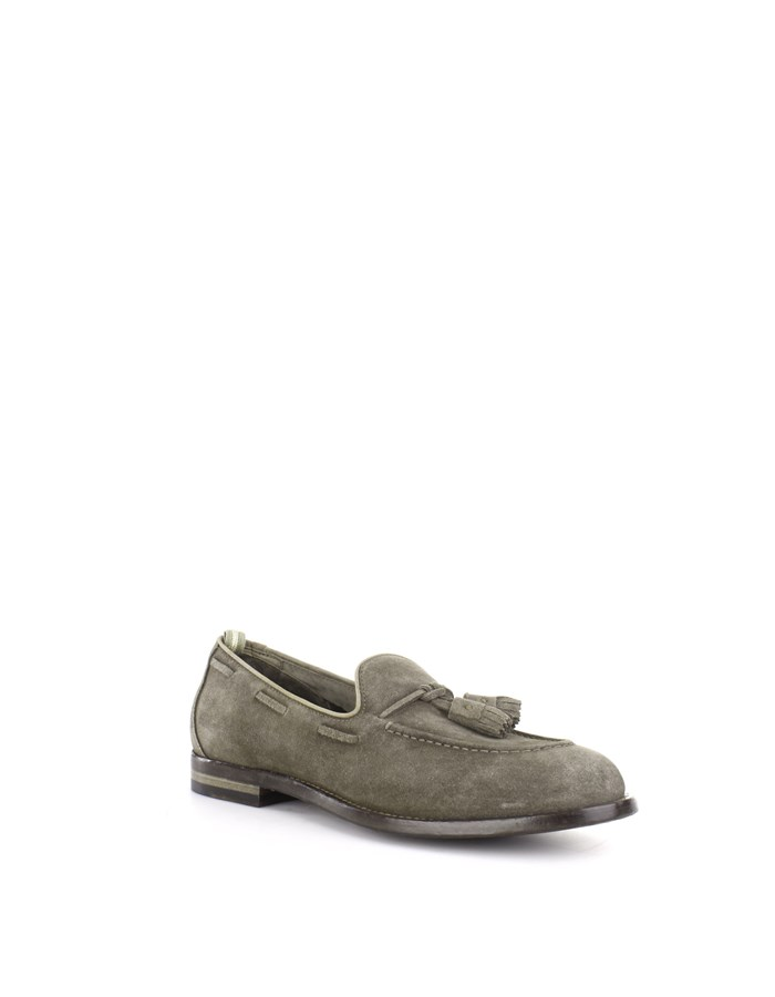 Officine Creative Loafers Grey
