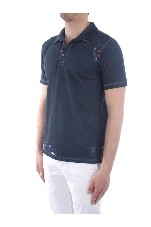 Bob Polo shirt Blue