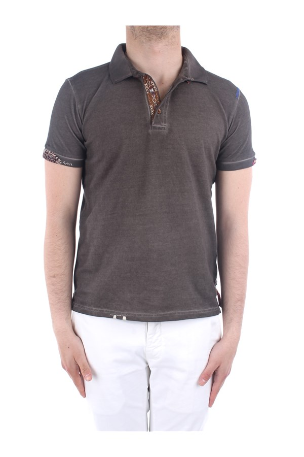 Bob Polo shirt Brown
