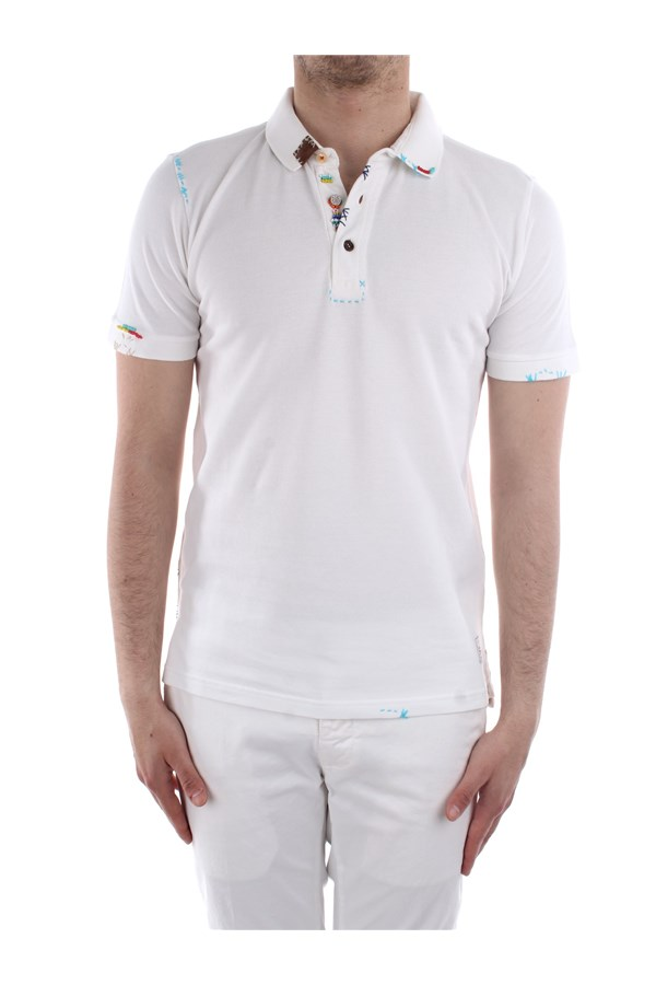 Bob Polo shirt White