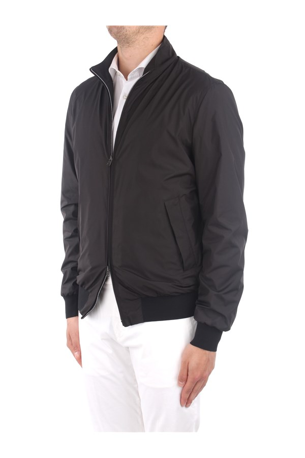 Herno Jackets And Jackets Black
