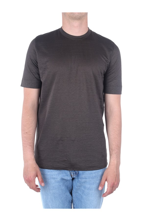 H953 T-shirt Brown
