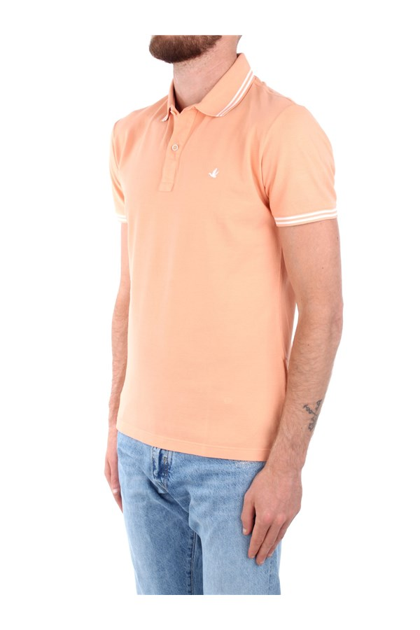 Brooksfield Polo shirt Orange