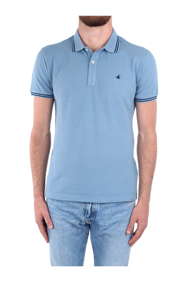 Brooksfield Polo shirt Turquoise