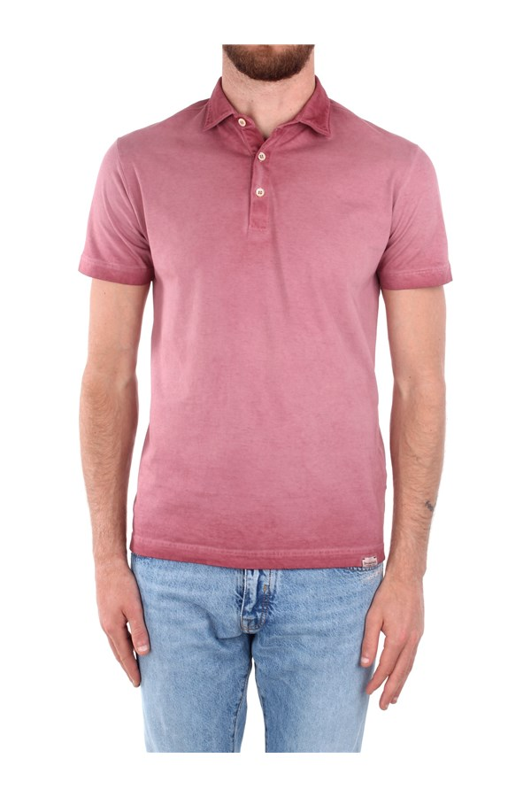 Brooksfield Polo shirt Violet