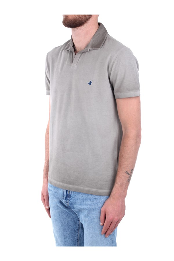 Brooksfield Polo shirt Grey