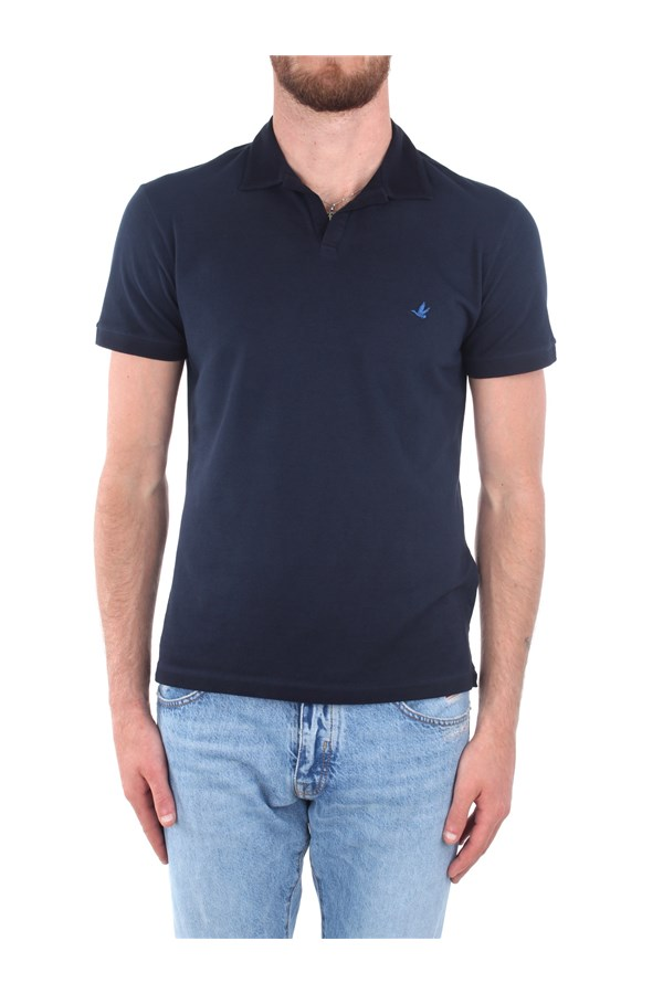 Brooksfield Polo shirt Blue