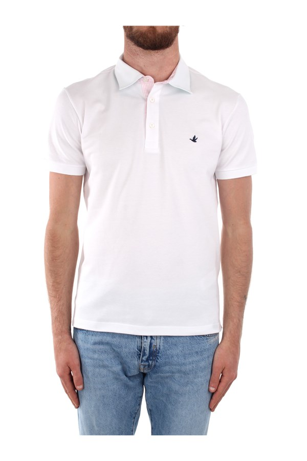 Brooksfield Polo shirt 201G B024 White