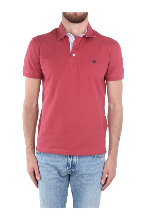 Brooksfield Polo shirt 201G B024 Red