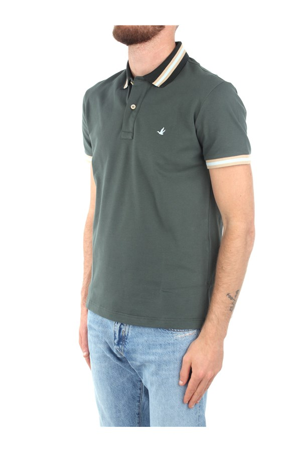 Brooksfield Polo shirt Green