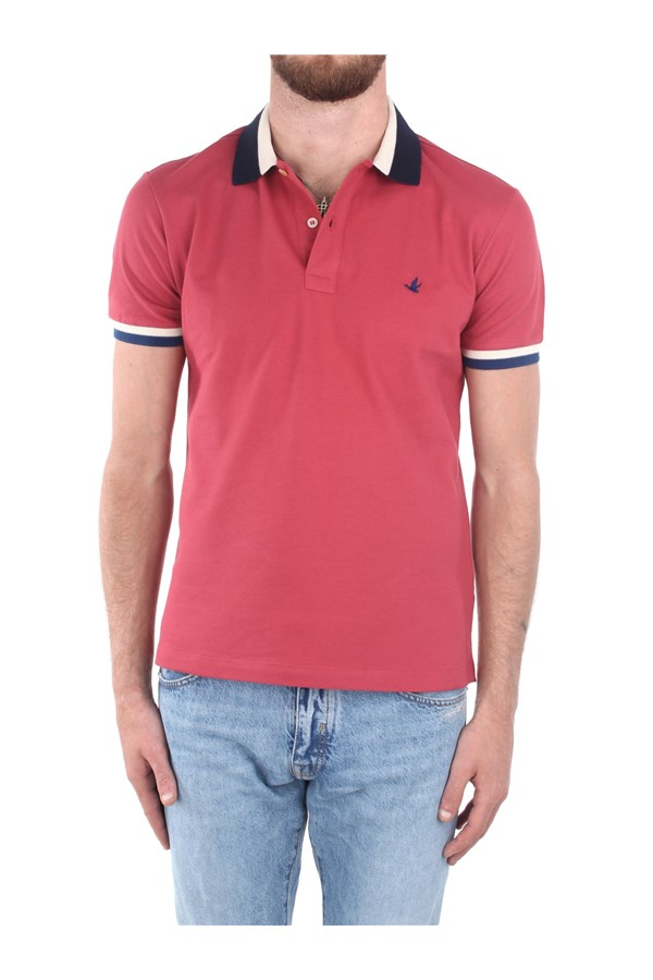Brooksfield Polo shirt Red