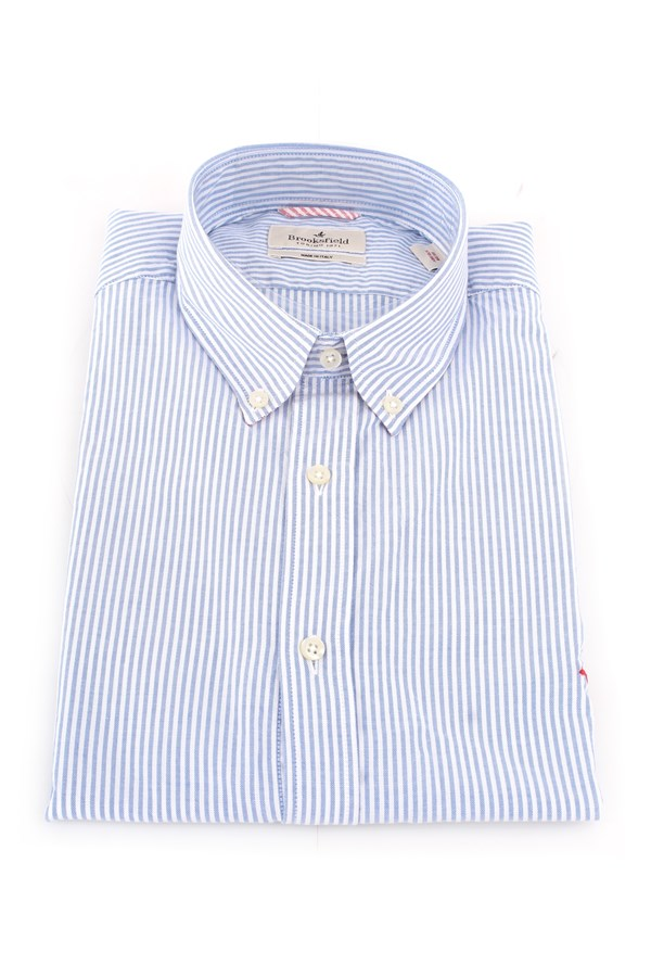 Brooksfield Shirts Multicolor
