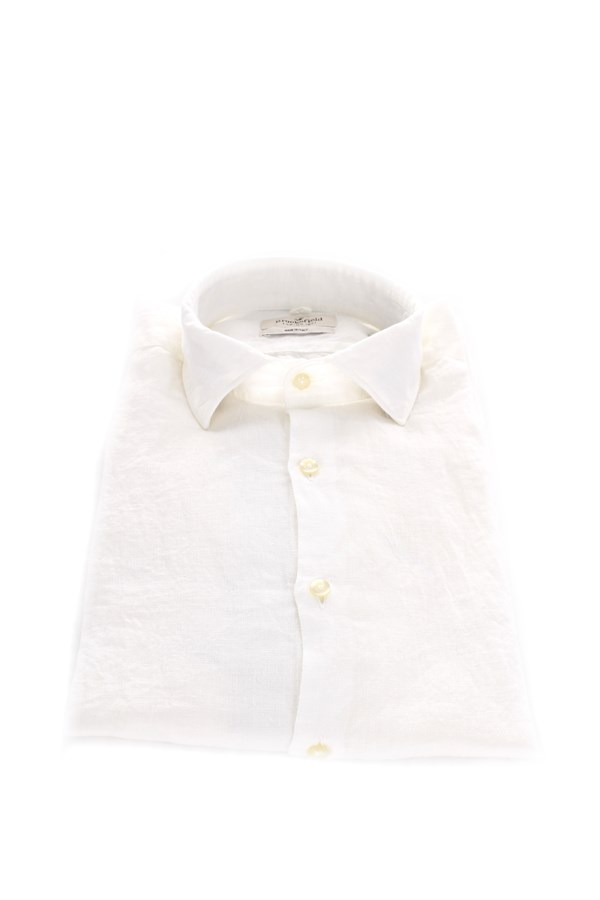 Brooksfield Shirts White