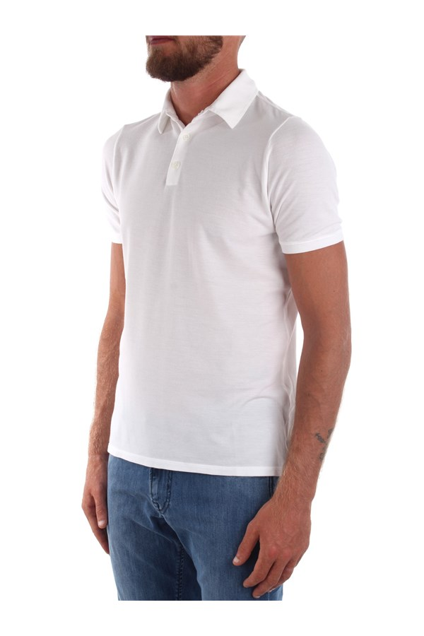 Zanone Polo shirt White