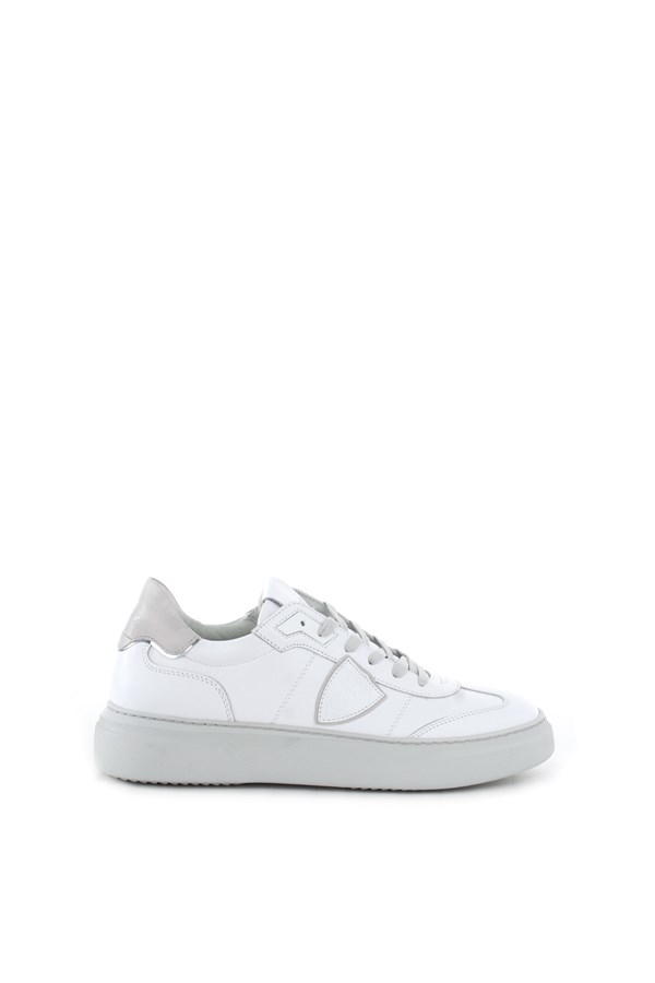 Philippe Model Sneakers White