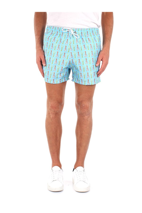San Vito Boxer Mare ACAPULCO LOBSTER Turquoise