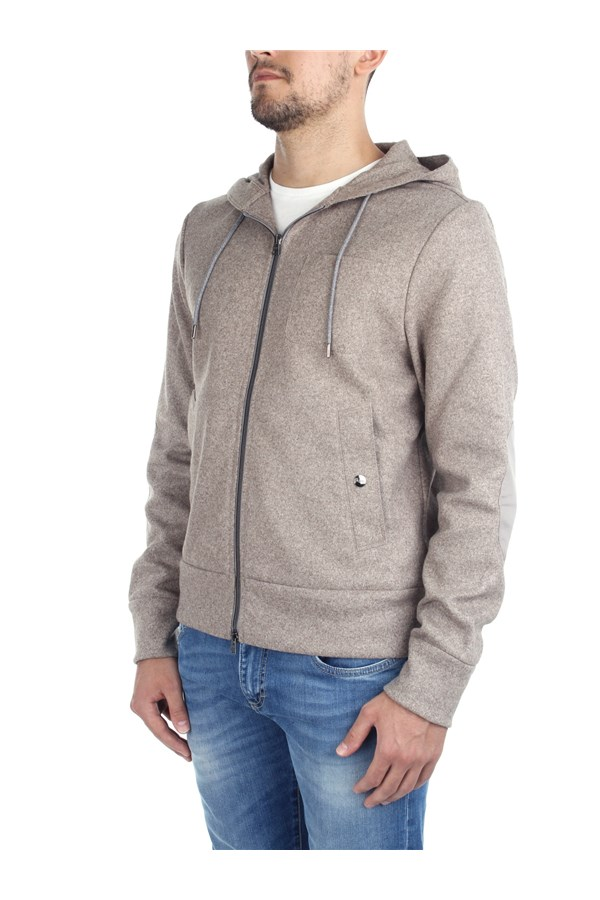 Herno Sweaters Beige