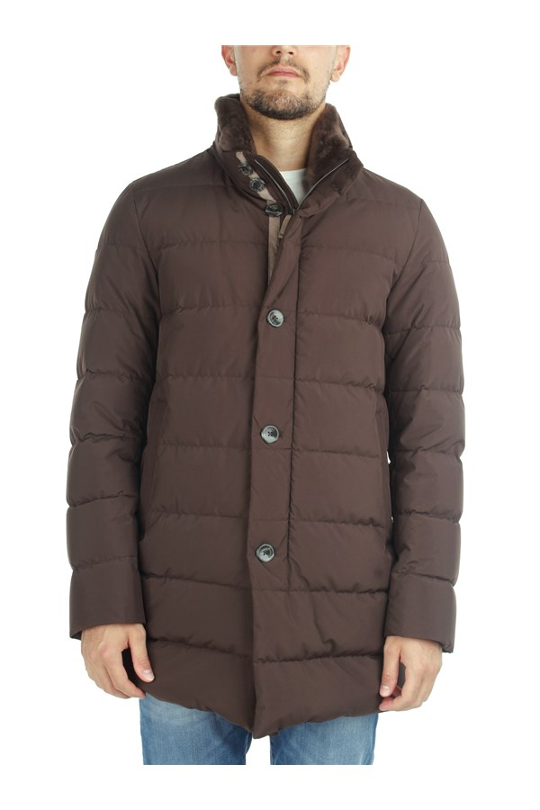 Herno Jackets And Jackets Brown
