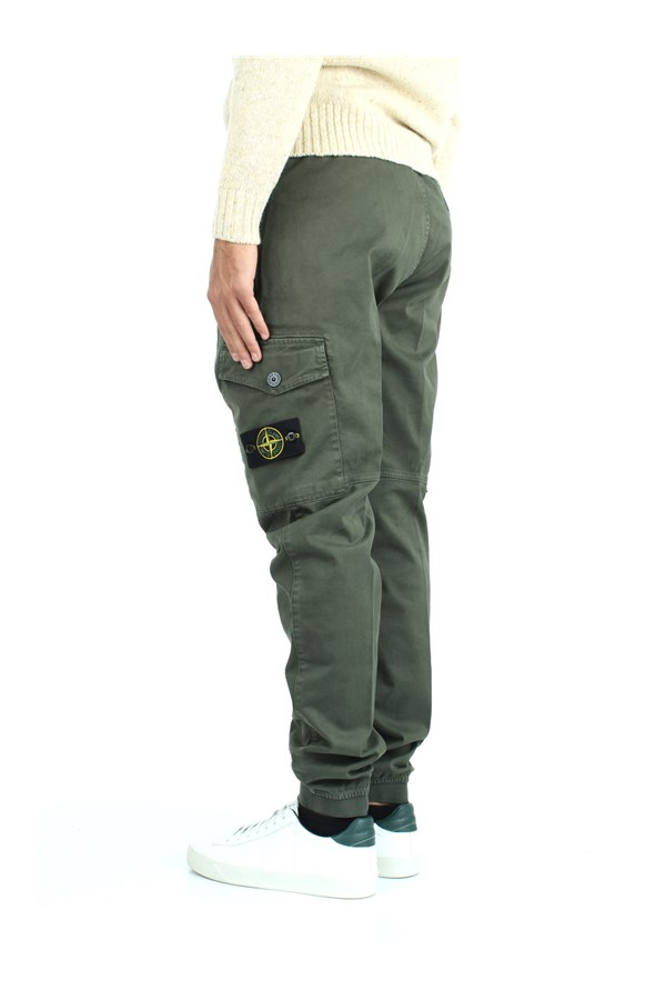 Stone Island Trousers Trousers Man MO7315314L1 3