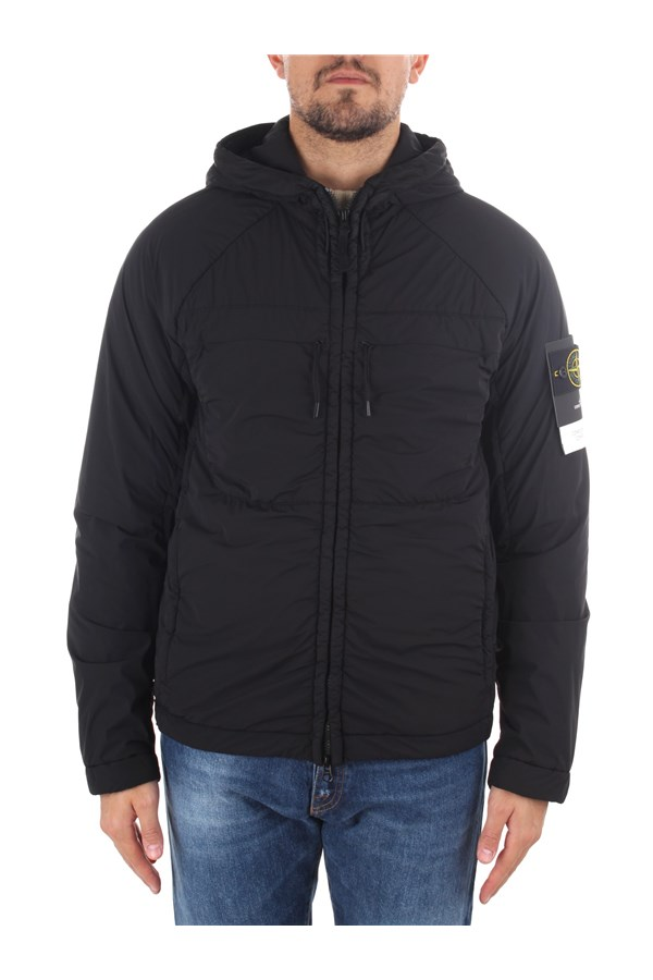 Stone Island Jackets And Jackets Black