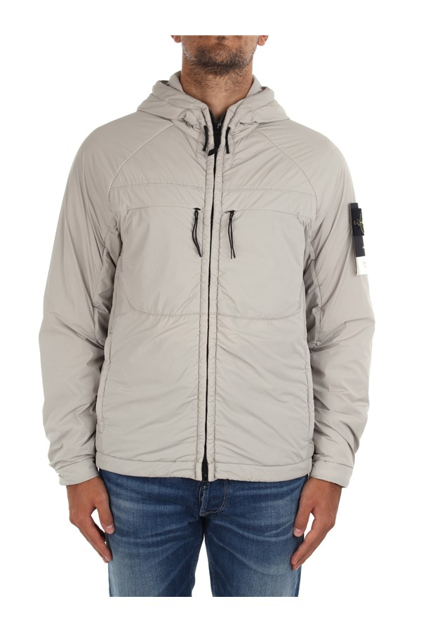Stone Island Jackets And Jackets Grey