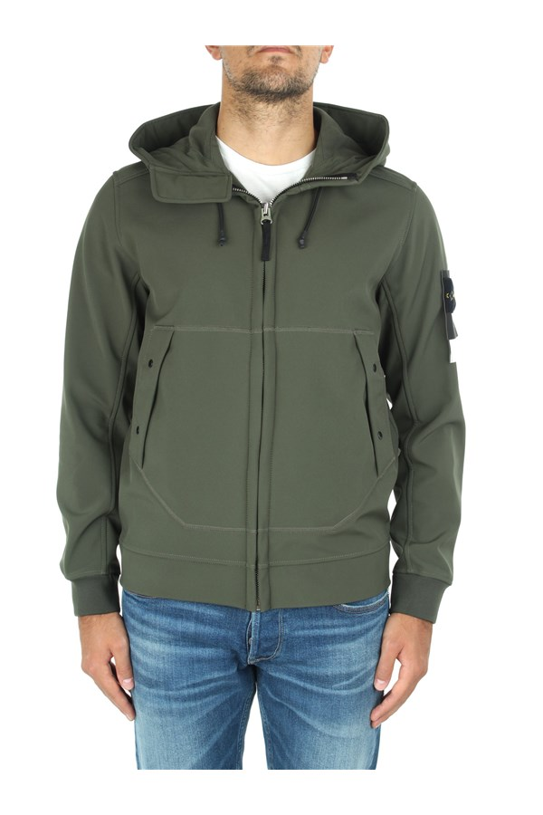 Stone Island Jackets And Jackets Green
