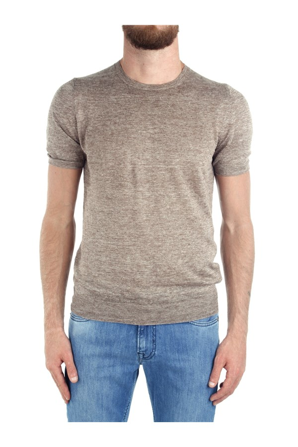 Tagliatore T-shirt Brown