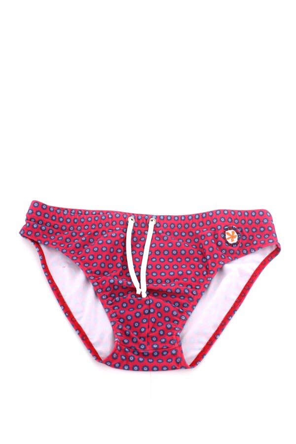 San Vito Swimsuit Red