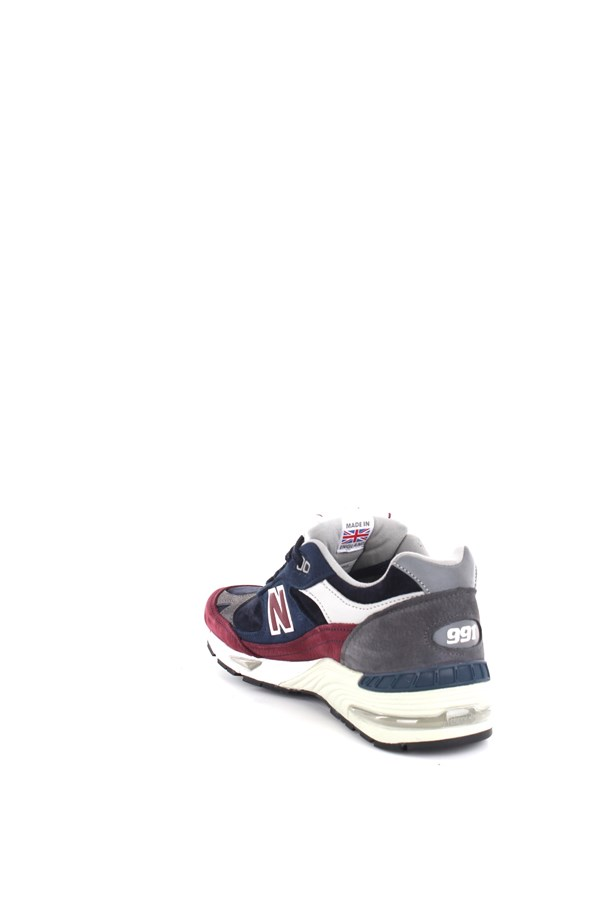 New Balance Sneakers  low Man M991RKB 6