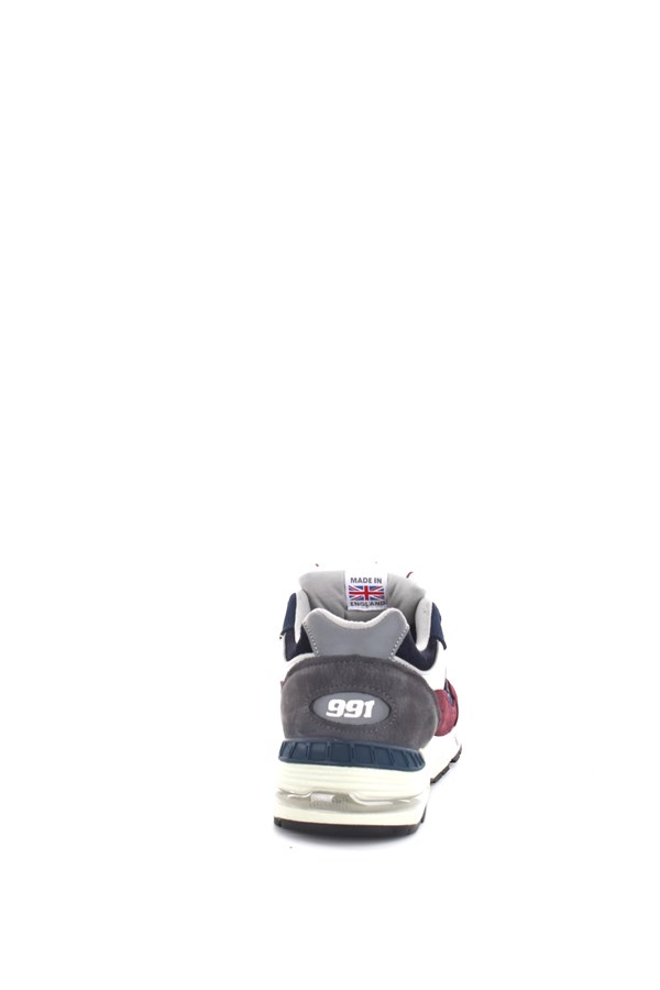 New Balance Sneakers  low Man M991RKB 7