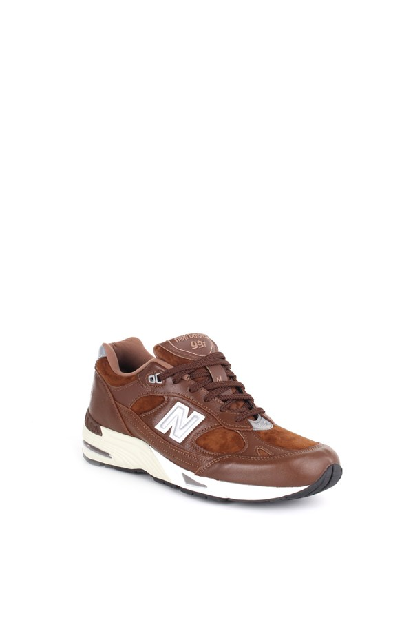 New Balance  low Brown