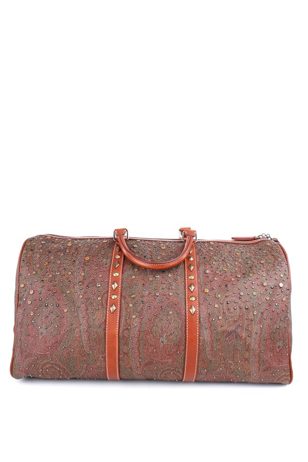 Etro Travel Bags Multicolor