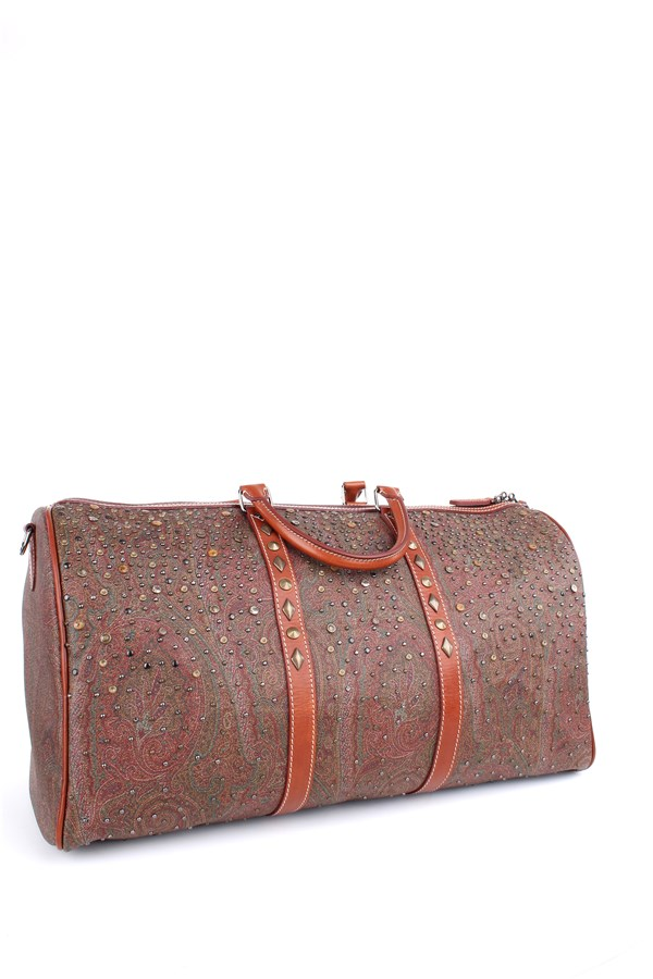 Etro Suitcases By hand Man 1H762 7192 600 2
