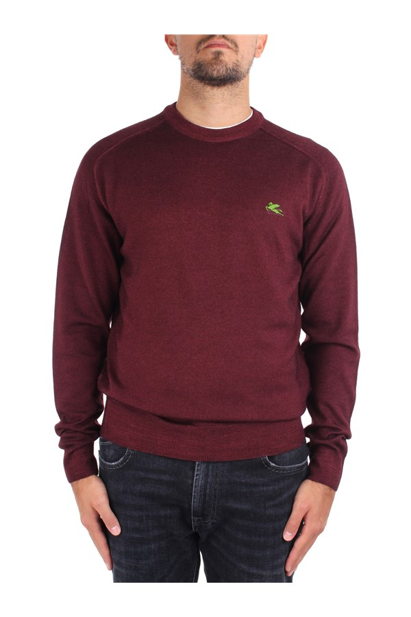 Etro Sweaters 1M500 9671 Red