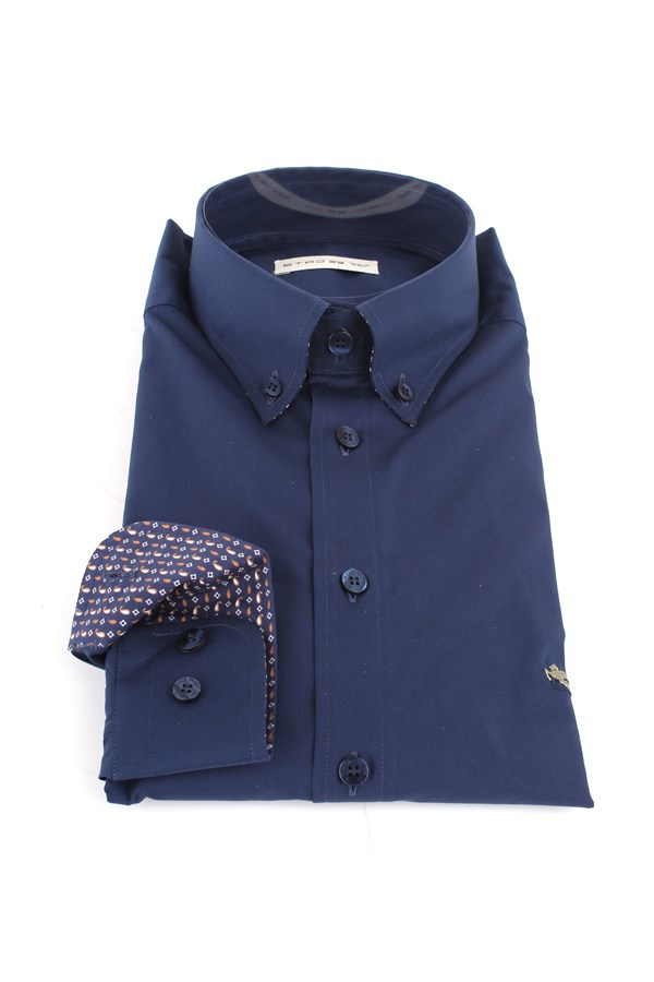 Etro Casual Blue