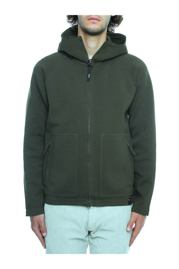 Aspesi Sweatshirts Green