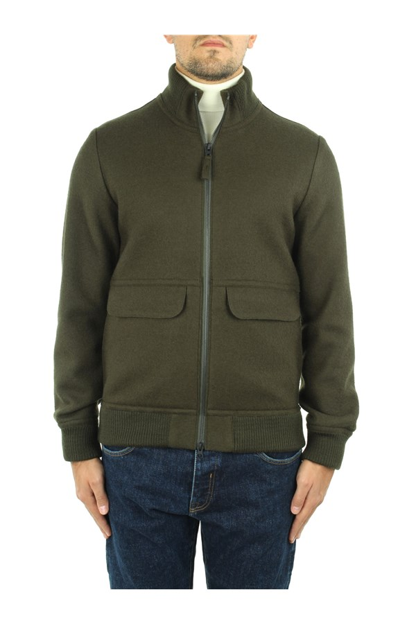 Aspesi Jackets And Jackets Green