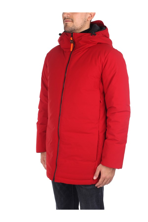 Aspesi Jackets And Jackets Red