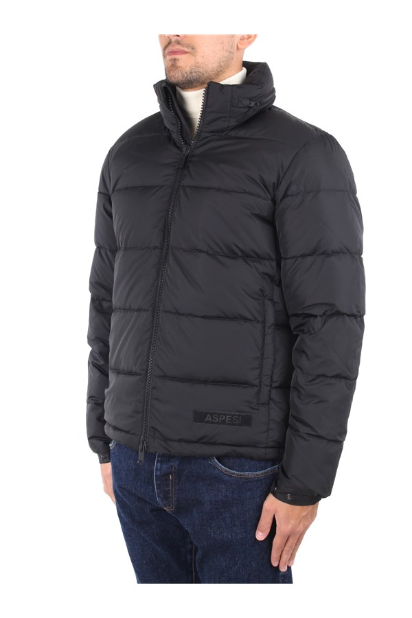 Aspesi Jackets And Jackets Black