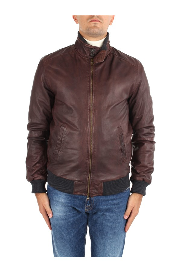 Andrea D'amico Jackets And Jackets Brown