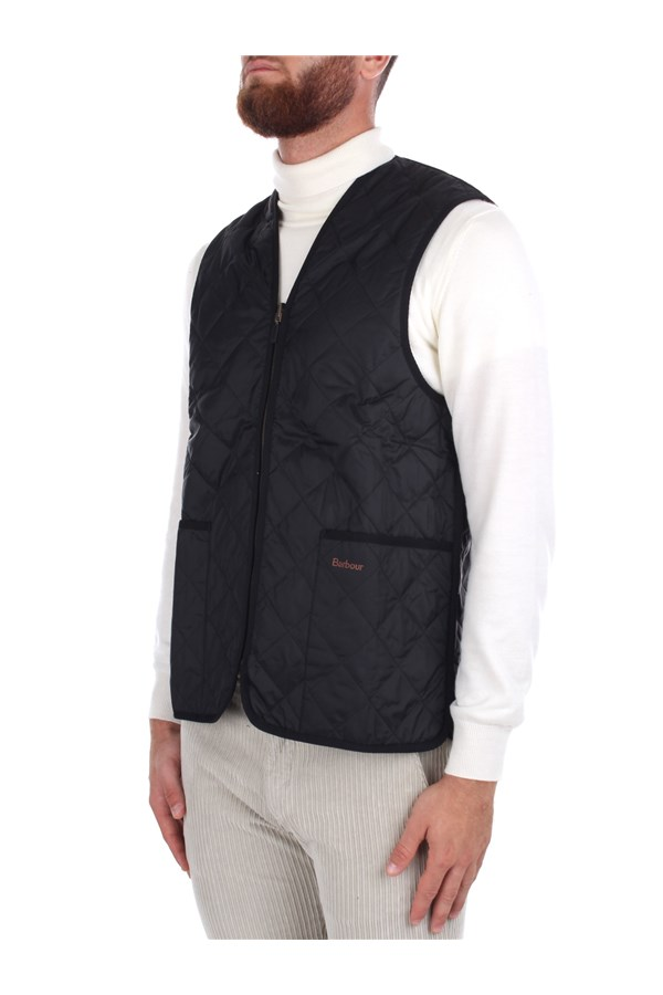 Barbour Vests Black