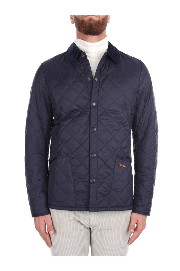 Barbour Outerwear Jackets Man BAMQU0240 0