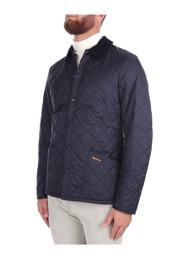 Barbour Outerwear Jackets Man BAMQU0240 1