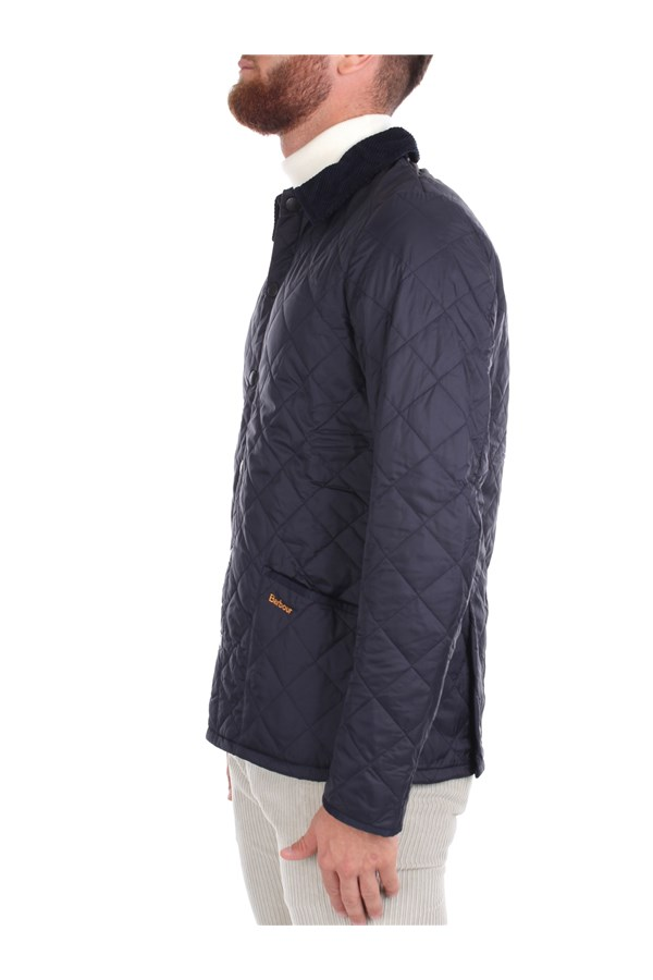 Barbour Outerwear Jackets Man BAMQU0240 2