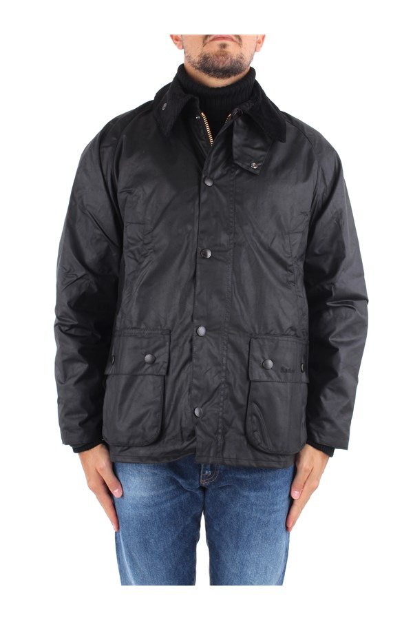 Barbour Jackets And Jackets Black